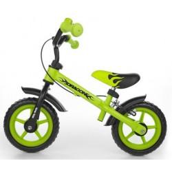 DRAGON CON FRENO VERDE - bicicleta sin pedales