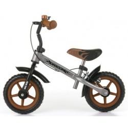 DRAGON CON FRENO VIOLETA - bicicleta sin pedales