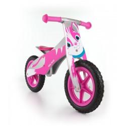 DUPLO GATO - bicicleta de madera sin pedales