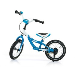 HERO CON FRENO TURQUESA - bicicleta sin pedales