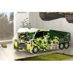 Cama camión militar 140x70 cm